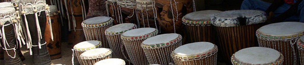 Djembe-Drums
